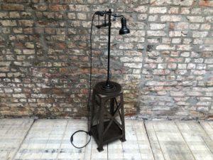 Lampe industrielle Singer