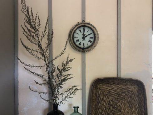 ancienne horloge de gare