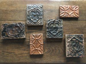 pierres réfractaires - porte savon