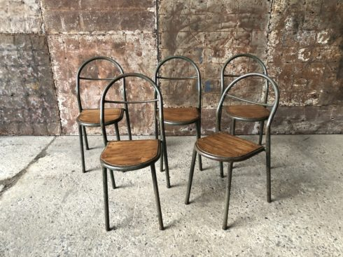 chaises René Herbst