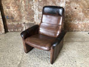 fauteuil De Sede DS50 inclinable