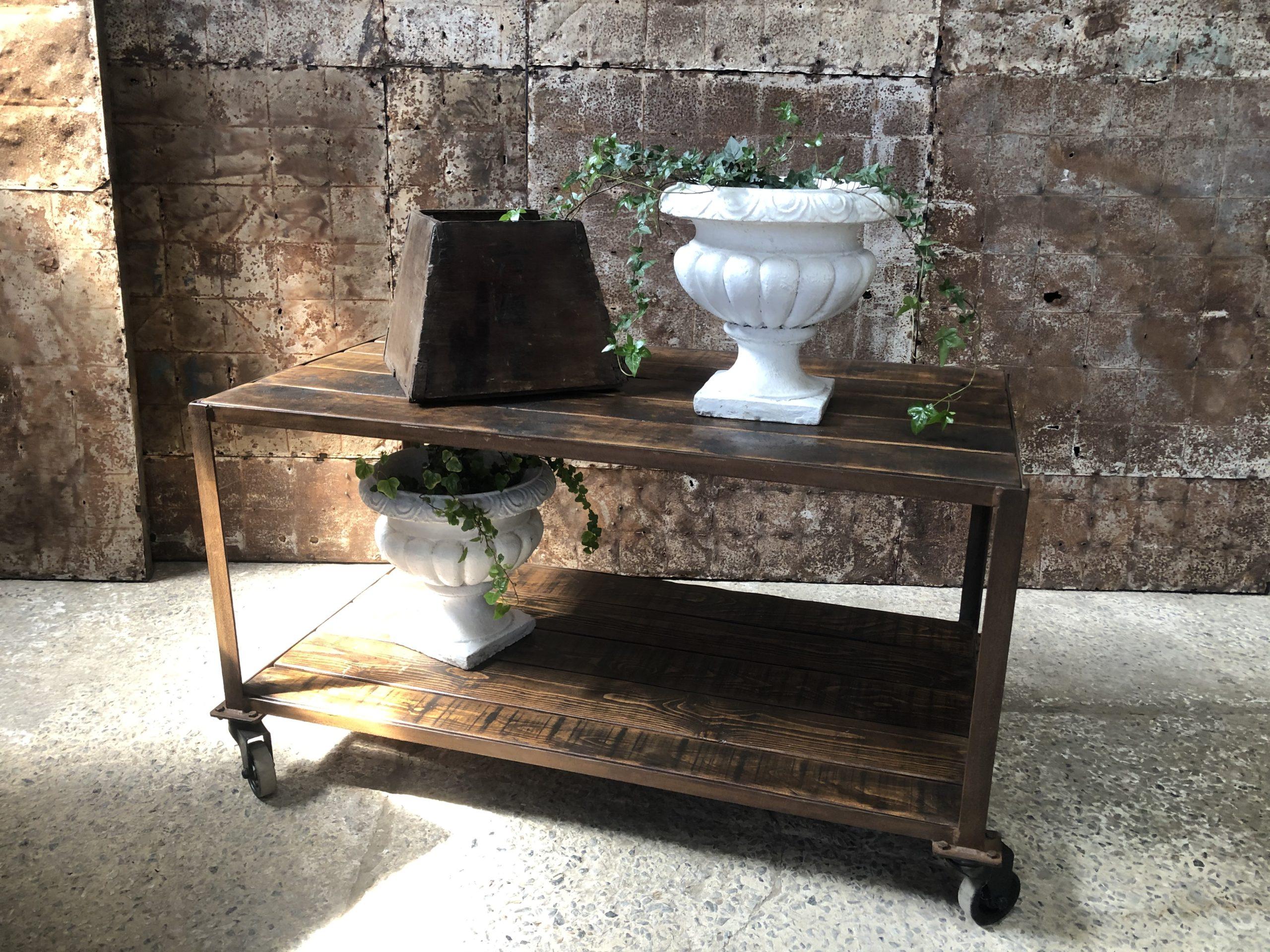 paire de vasques de jardin style romantique