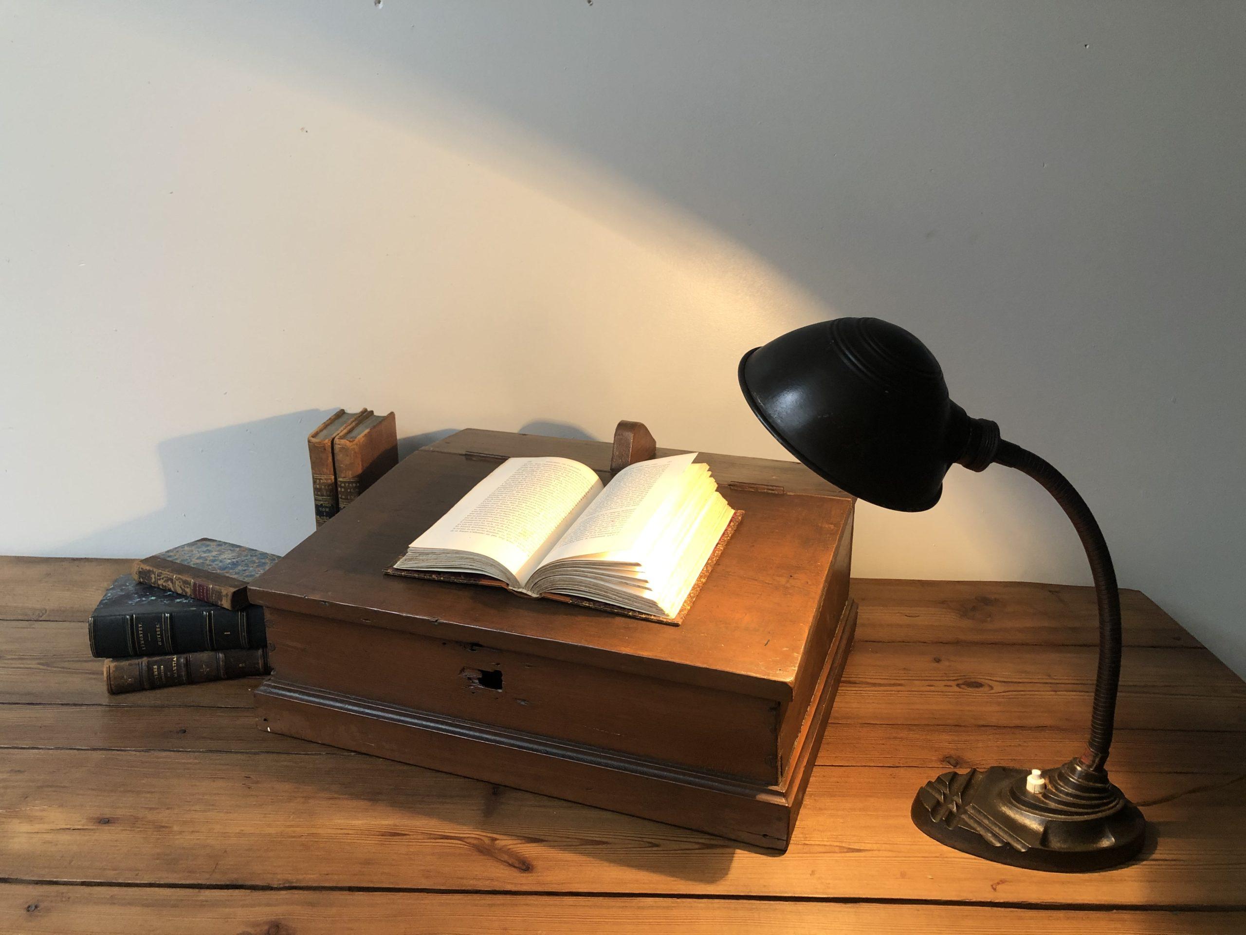 lampe de bureau industrielle Erpe