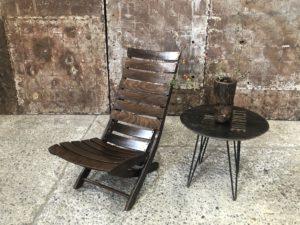 Chaise de la marque française Triconfort
