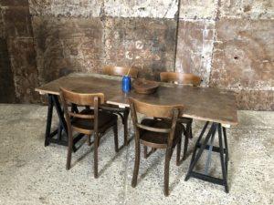 Table - bureau trétaux