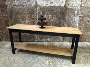 console- Petite table de drapier