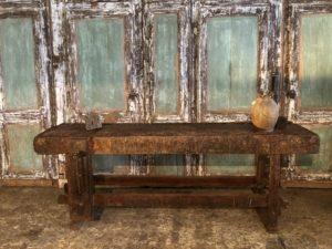 Etabli - meuble de métier