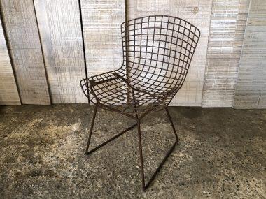 Ancienne chaise Bertoia Knoll - Harry Bertoia