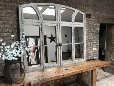 Miroir fenêtre